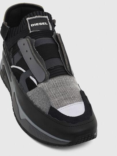 Diesel - S-BRENTHA DEC, Nero/Grigio - Sneakers - Image 6
