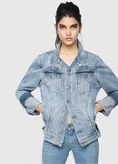 DE-NALINI, Blu Jeans - Giacche in denim