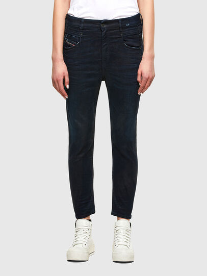 Diesel - Fayza JoggJeans® 069RW, Blu Scuro - Jeans - Image 1