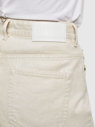 Diesel - DE-EISELLE, Bianco - Shorts - Image 3