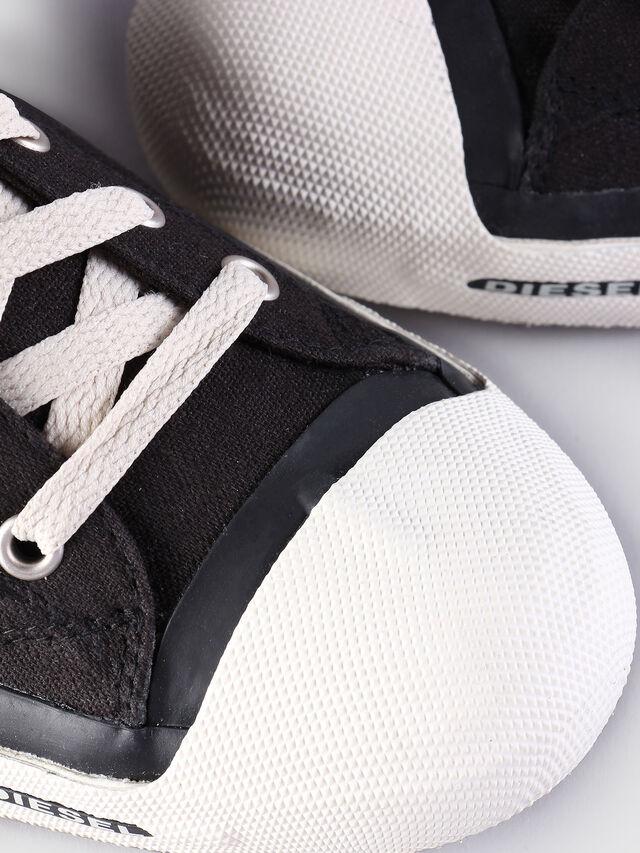 Diesel - EXPOSURE LOW, Nero - Sneakers - Image 4