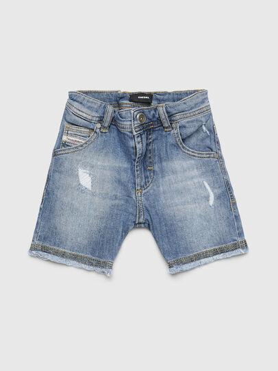 Diesel - PROOLYB-A-N, Blu Chiaro - Shorts - Image 1
