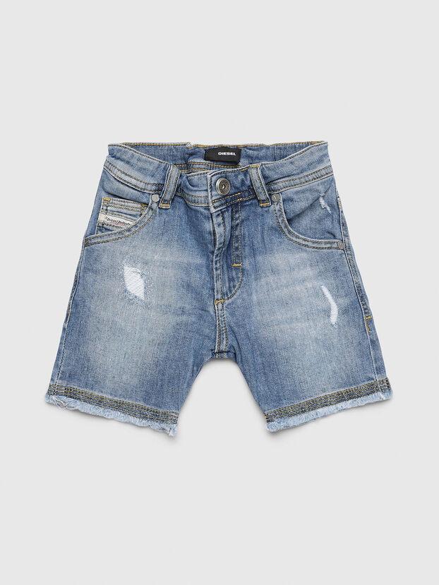 PROOLYB-A-N, Blu Chiaro - Shorts