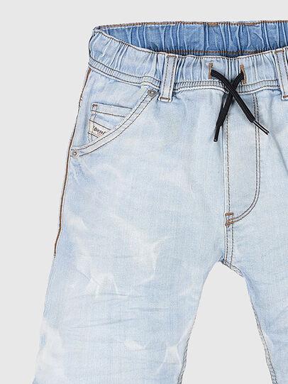 Diesel - KROOLEY-NE-J SH, Blu Chiaro - Shorts - Image 3