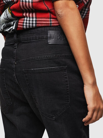 Diesel - Fayza 069BG, Nero/Grigio scuro - Jeans - Image 4