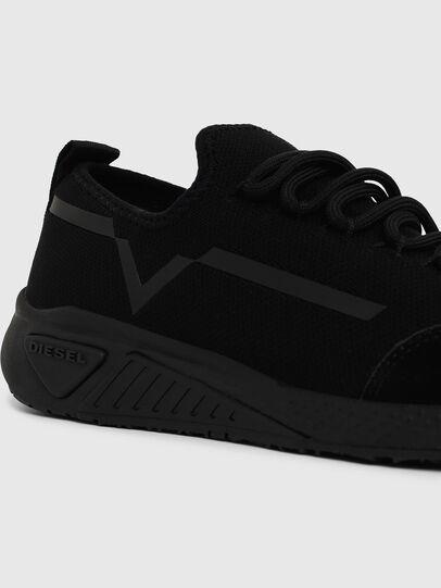 Diesel - S-KBY STRIPE W, Nero - Sneakers - Image 4