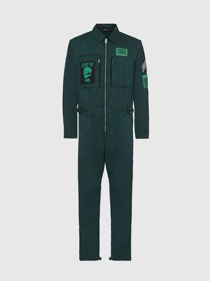 P-LARRY, Verde Scuro - Pantaloni
