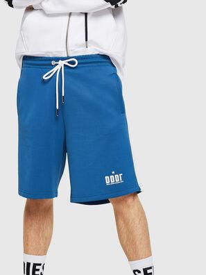 P-MIKHAIL, Blu - Shorts