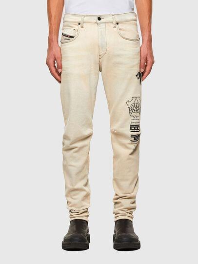 Diesel - D-Strukt 009KV, Bianco - Jeans - Image 1