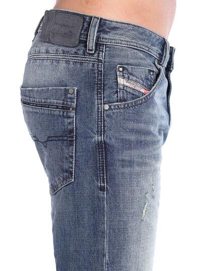 Diesel - Krayver 0833S, Blu Jeans - Jeans - Image 6