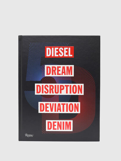 Diesel - 5D Diesel Dream Disruption Deviation Denim, Nero - Libri - Image 3