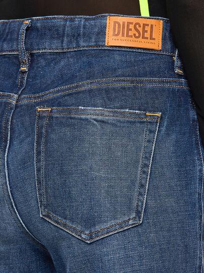 Diesel - D-Joy 009ET, Blu medio - Jeans - Image 3