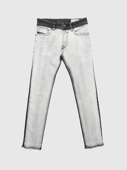 Diesel - SLEENKER-J-N, Nero/Grigio - Jeans - Image 1