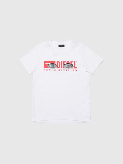 Diesel - TSILYYD, Bianco - T-shirts e Tops - Image 1