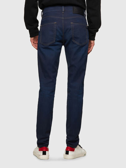 Diesel - D-Strukt JoggJeans® Z69VZ, Blu Scuro - Jeans - Image 2