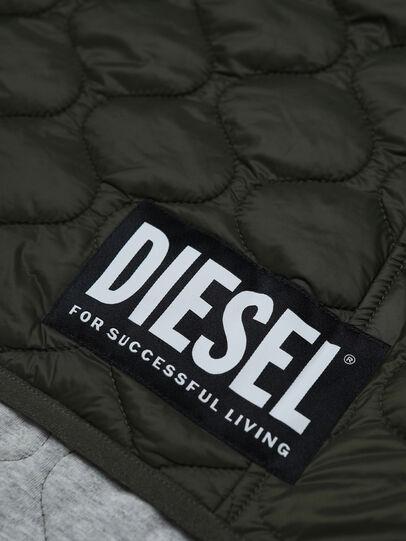 Diesel - GLIBI, Verde Militare - Gonne - Image 3