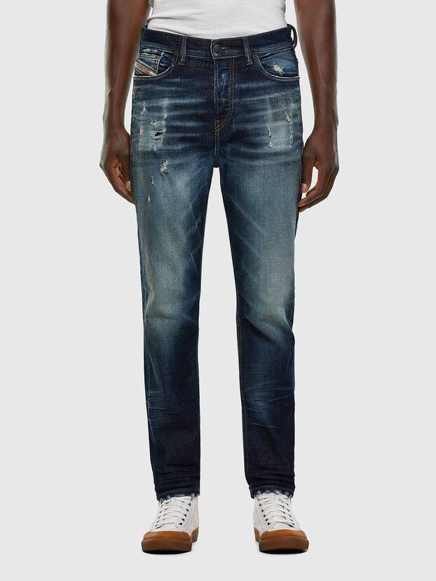 D-Vider 0092I, Blu Scuro - Jeans