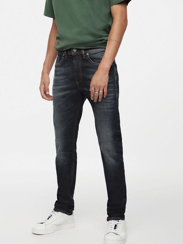 Thommer 084ZU, Blu Scuro - Jeans