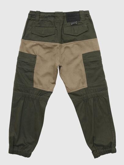 Diesel - PLUKK, Verde Militare - Pantaloni - Image 2