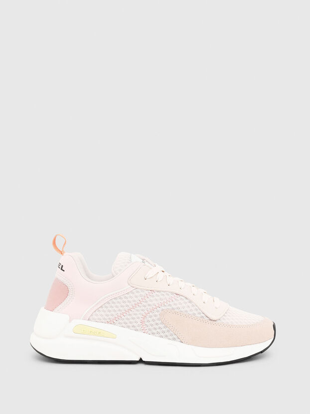 S-SERENDIPITY LOW W, Rosa - Sneakers