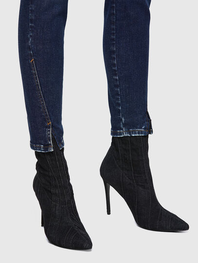 Diesel - D-Jevel 09A30, Blu Scuro - Jeans - Image 3