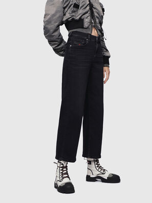 Widee 084HQ, Nero/Grigio scuro - Jeans