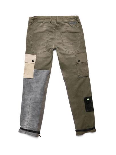 Diesel - D-ARGO-JOGG, Verde Militare - Pantaloni - Image 2
