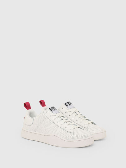 Diesel - S-CLEVER LOW LACE W, Bianco - Sneakers - Image 2