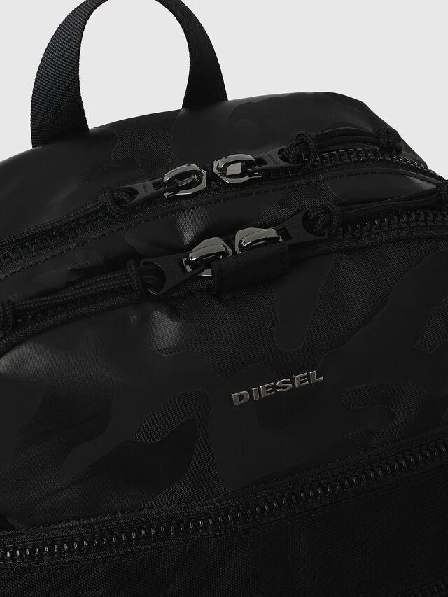 Diesel - F- URBHANITY BACK, Blu/Nero - Zaini - Image 4