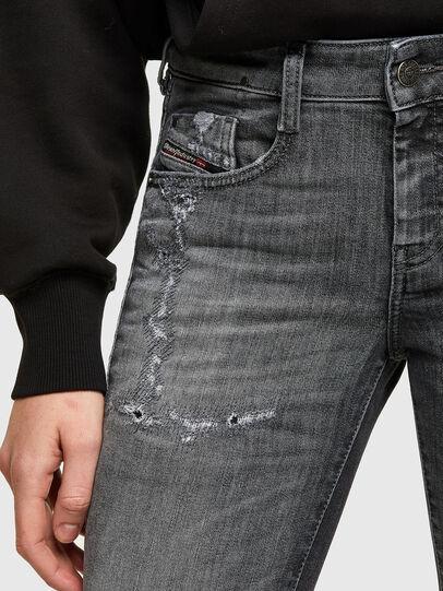 Diesel - D-Ollies JoggJeans® 009QT, Nero/Grigio scuro - Jeans - Image 3