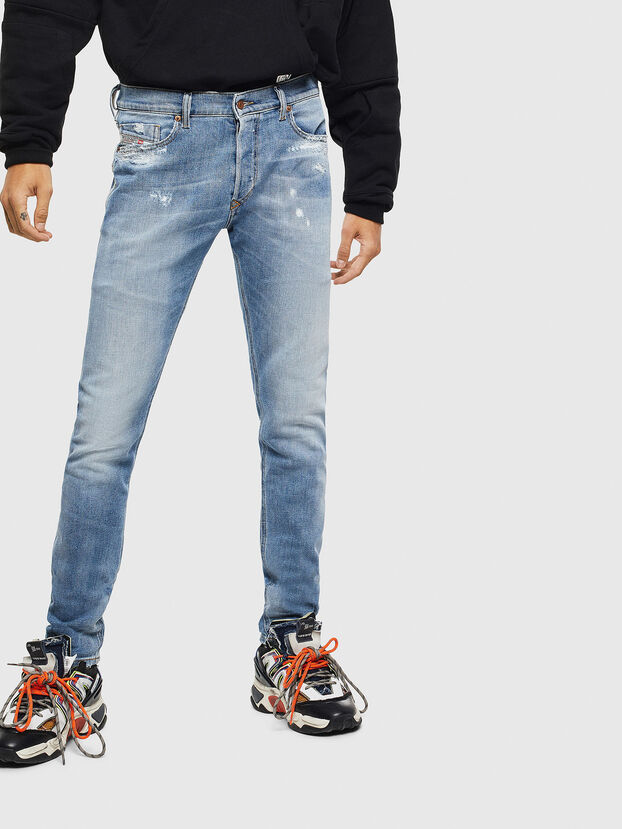 Tepphar 009BU, Blu Chiaro - Jeans