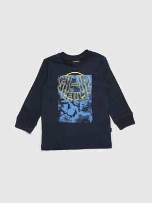 TRAVEB-R, Blu Scuro - T-shirts e Tops