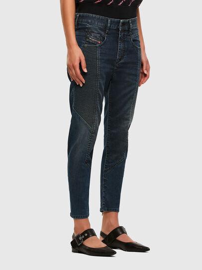 Diesel - FAYZA JoggJeans® 069PQ, Blu Scuro - Jeans - Image 6
