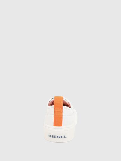 Diesel - S-VANEELA LOW, Bianco/Arancione - Sneakers - Image 4