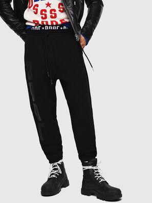 P-ALFREDS, Nero - Pantaloni