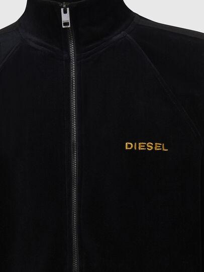 Diesel - UMLT-MAX-CZ, Nero - Felpe - Image 3