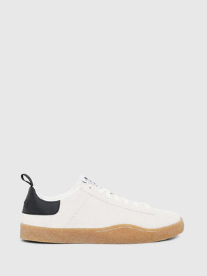 S-CLEVER PAR LOW, Bianco/Nero - Sneakers