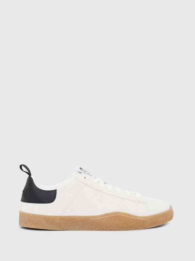 S-CLEVER PAR LOW, Bianco/Nero - Sneakers