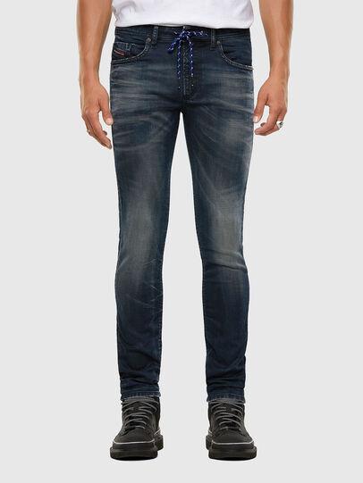 Diesel - Thommer JoggJeans® 069NT, Blu Scuro - Jeans - Image 1