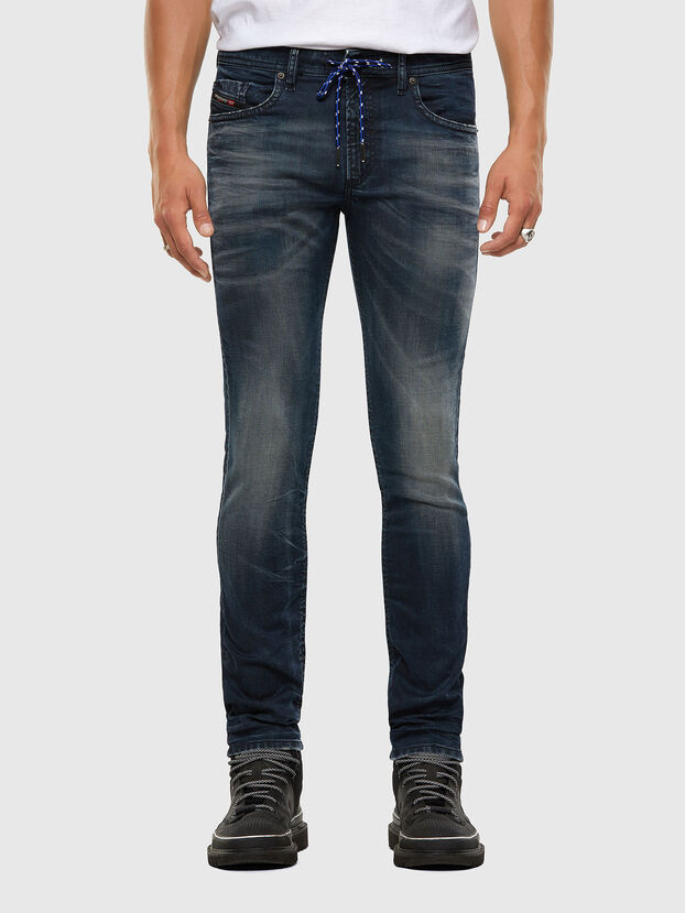 Thommer JoggJeans 069NT, Blu Scuro - Jeans