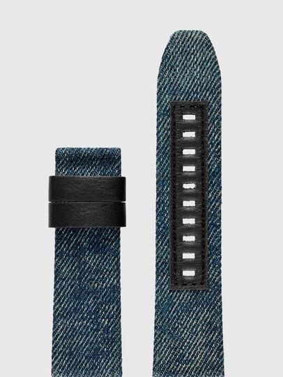 Diesel - DZT0001, Blu Jeans - Accessori Smartwatches - Image 1