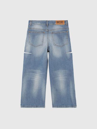 Diesel - WIDEE-J-SP1, Blu Chiaro - Jeans - Image 2