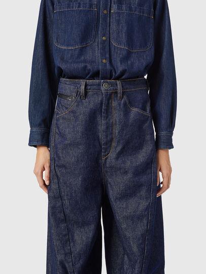Diesel - D-CONCY-SP, Blu Scuro - Jeans - Image 3