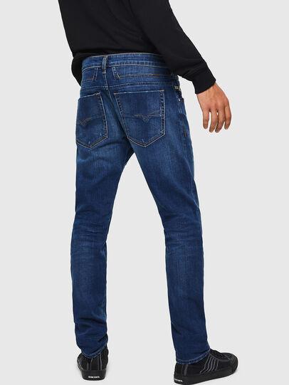 Diesel - D-Bazer 083AZ, Blu Scuro - Jeans - Image 2