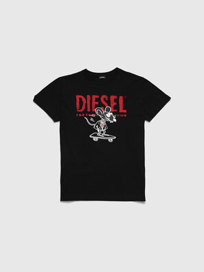 CL-T-DIEGO-1, Nero - T-Shirts