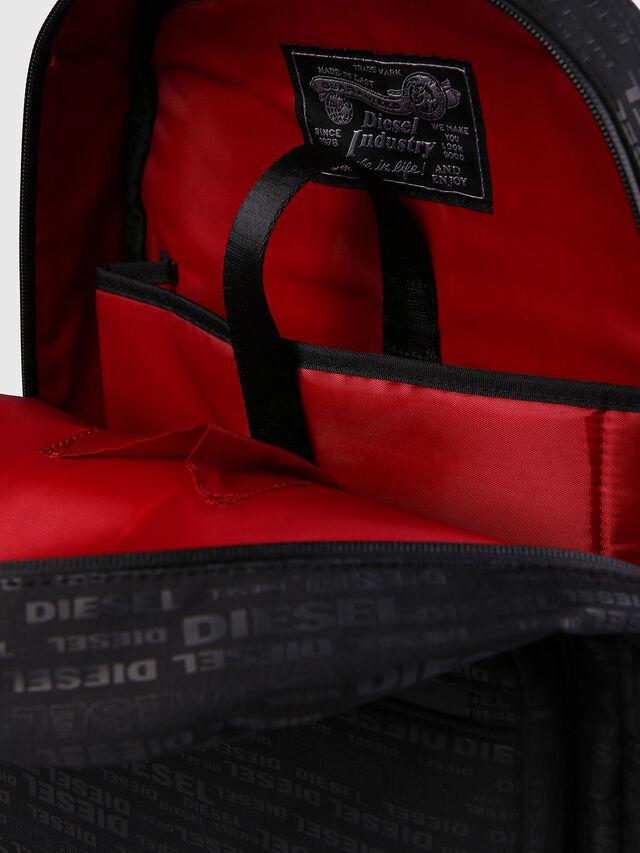 Diesel - F-DISCOVER BACK, Nero/Rosso - Zaini - Image 6