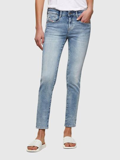 Diesel - D-Ollies JoggJeans® 069UX, Blu Chiaro - Jeans - Image 1