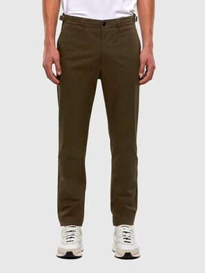 P-JAX, Verde Militare - Pantaloni