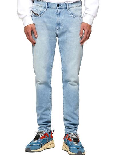 Diesel - D-Strukt JoggJeans® Z69VL, Blu Chiaro - Jeans - Image 1