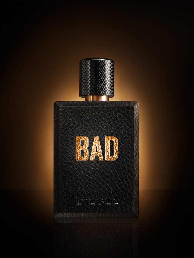 Diesel - BAD 50ML, Nero Opaco - Bad - Image 4